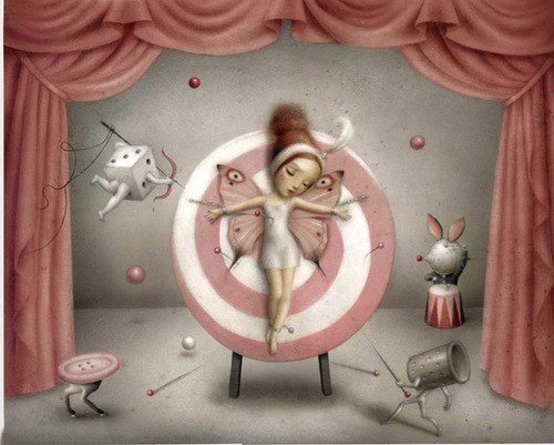 Another Nicoletta Ceccoli <3<3<3