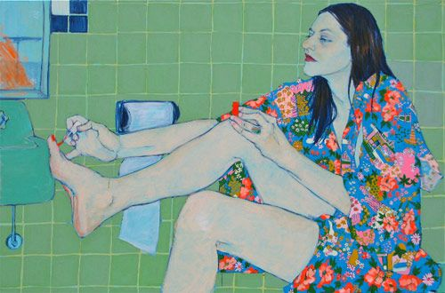 This reminds me that I am out of toilet paper.  Hope Gangloff.